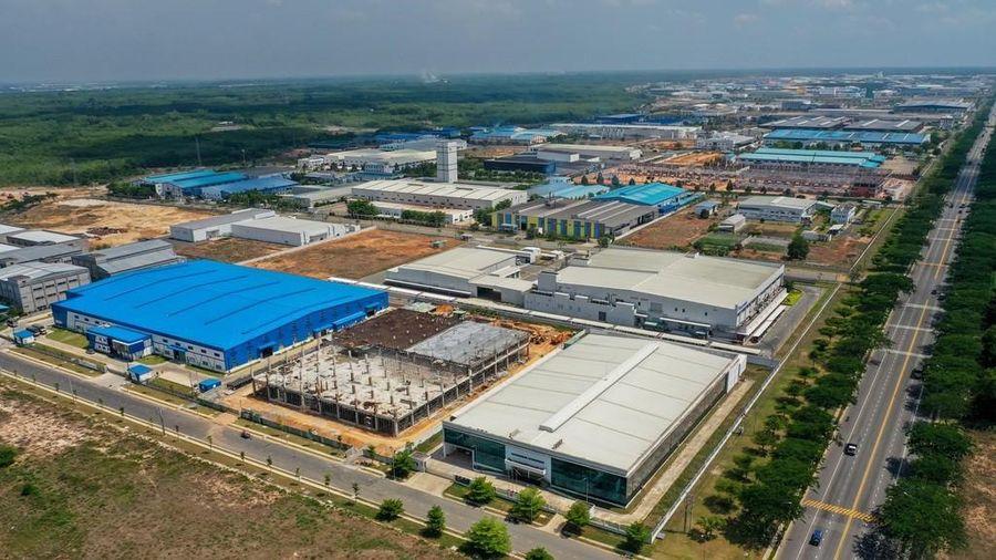Đồng Nai, Bình Dương dẫn đầu nguồn cung bất động sản công nghiệp