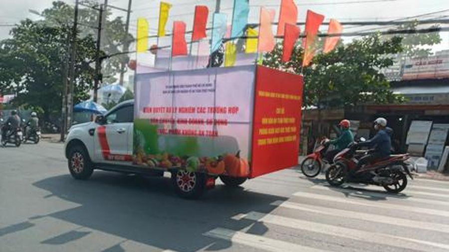 TPHCM: Phát động tháng hành động vì an toàn thực phẩm năm 2021
