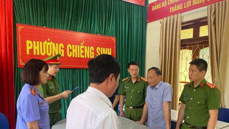 Bắt đối tượng lừa đảo chiếm đoạt tài sản hơn 2,2 tỷ đồng ở Sơn La