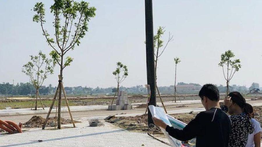 Nhiều người bỏ công việc để đi kinh doanh đất, Bộ Xây dựng khuyến cáo cảnh giác