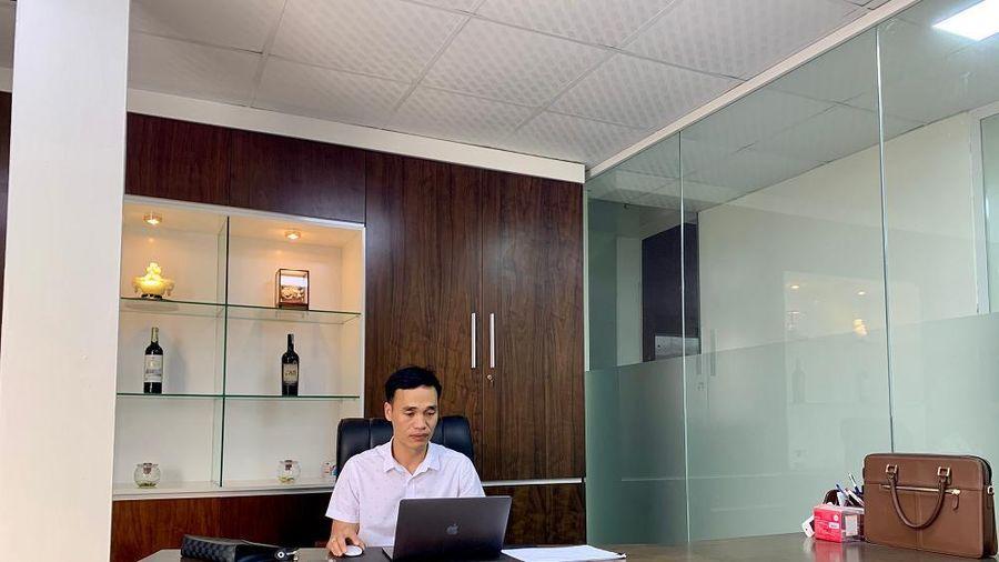 CEO Nguyễn Đình Quân: Biến ước mơ làm chủ doanh nghiệp từ bé thành hiện thực