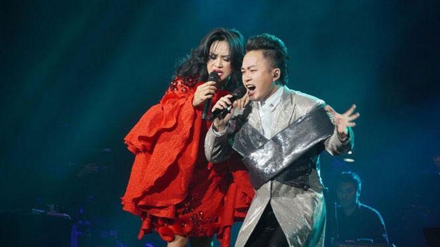 Nghe các tình khúc của Đoàn Chuẩn, Phú Quang trong đêm nhạc ''Hà Nội phố''