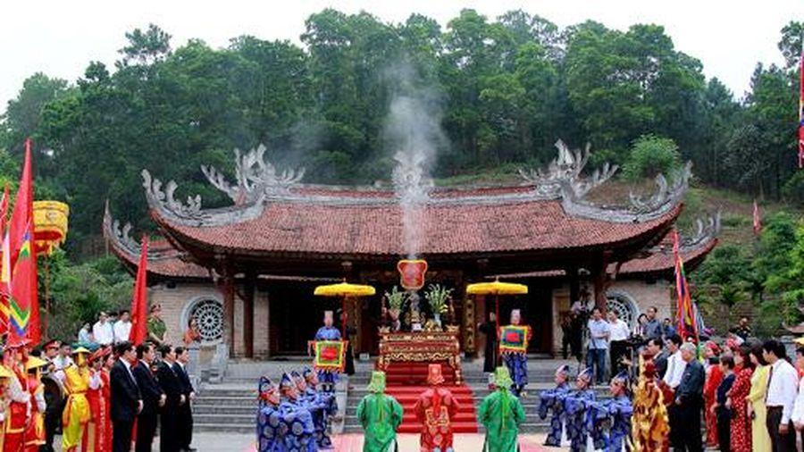 Tăng cường phòng dịch tại Giỗ Tổ Hùng Vương - Lễ hội Đền Hùng 2021