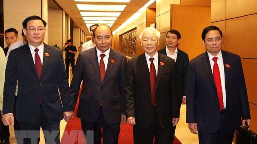 Tổng Thư ký Liên hợp quốc, các nước gửi điện mừng lãnh đạo cấp cao Việt Nam