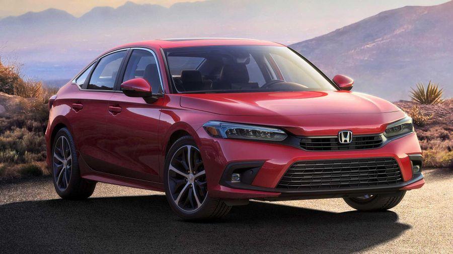 Honda Civic 2022 xuất hiện trước ngày ra mắt với kiểu dáng hoàn toàn mới