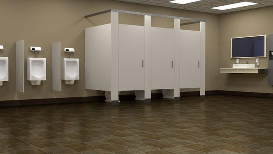 Người đàn ông bị trừ lương vì dành quá nhiều thời gian trong nhà vệ sinh