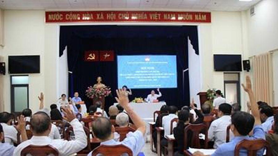 TP Hồ Chí Minh lập danh sách 38 ứng cử viên đại biểu Quốc hội