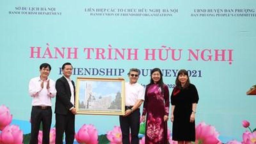 Giới thiệu văn hóa, lịch sử của Hà Nội tới bạn bè quốc tế