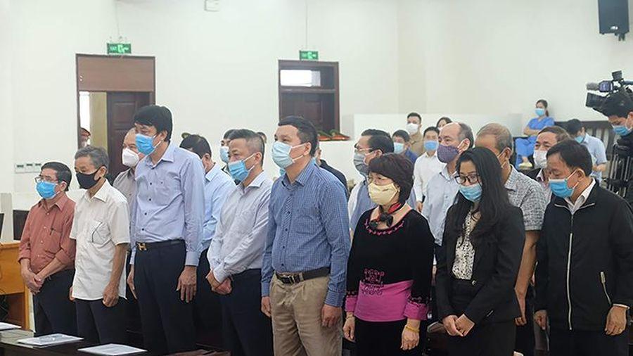 Vi phạm tại Công ty CP Gang thép Thái Nguyên (TISCO): Các bị cáo xin được giảm nhẹ hình phạt