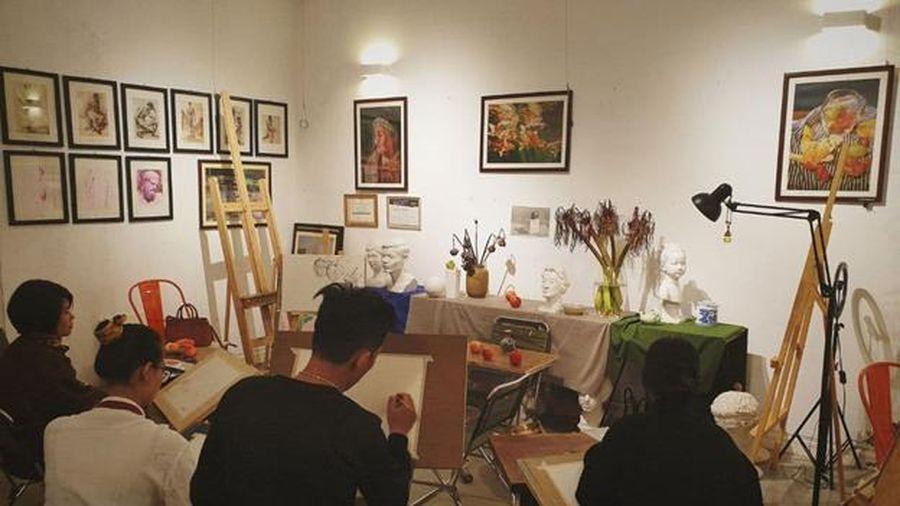 Học viện đào tạo du học nghệ thuật đầu tiên ở Việt Nam