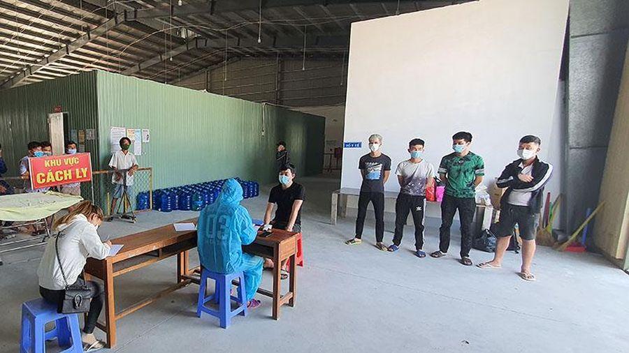 Kiên Giang có 35 trường hợp nhập cảnh dương tính với SARS-CoV-2