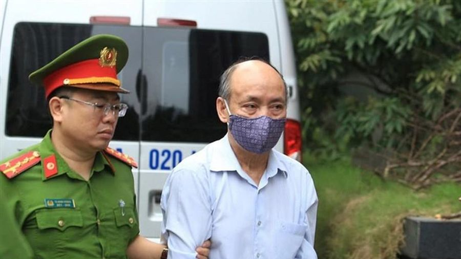 Xử đại án Gang thép Thái Nguyên: Bị cáo 72 tuổi nói bệnh nặng, xin khoan hồng