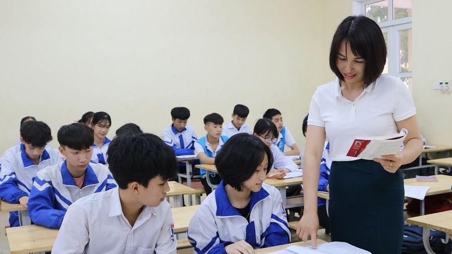 Chương trình GDPT mới: Thái Nguyên tìm lời giải cho bài toán thiếu giáo viên