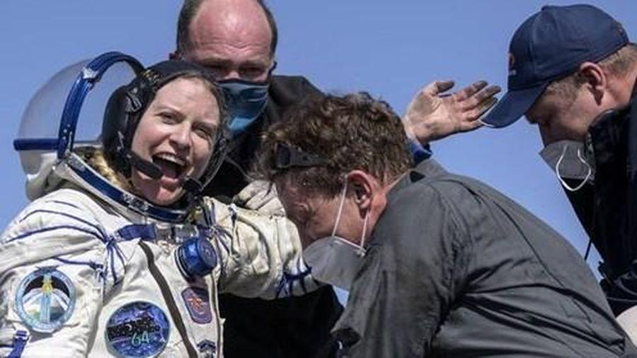 Sau nửa năm trên Trạm Vũ trụ Quốc tế - ISS, 3 phi hành gia đã trở về Trái Đất an toàn