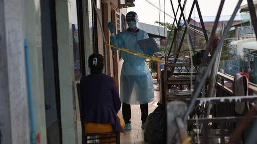 Campuchia: Thêm 291 ca COVID-19, tướng cảnh sát bị bắt vì tiệc tùng giữa lúc giãn cách