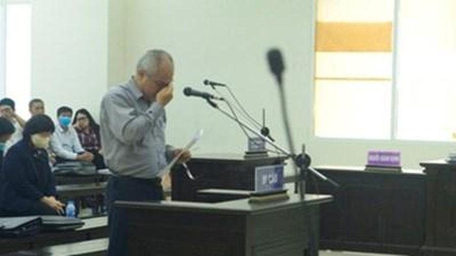 Xét xử vụ Gang thép Thái Nguyên: Các bị cáo nghẹn ngào nói lời xin lỗi