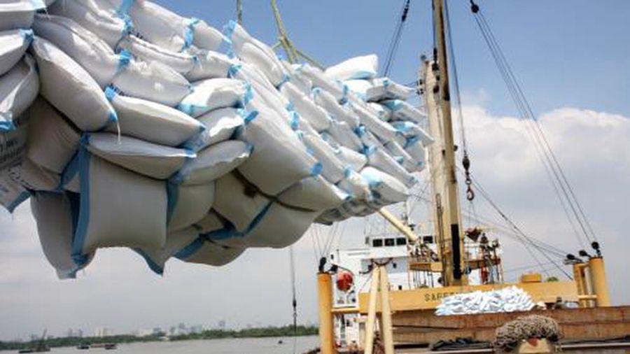 Tuần qua, giá gạo Việt Nam rơi xuống mức thấp của 5 tháng