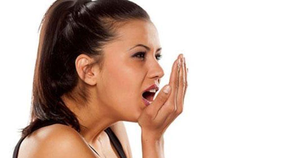 Công thức chữa hôi miệng bạn cần phải ghi nhớ