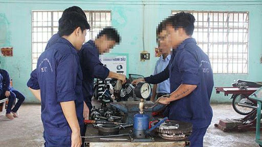 Đồng Nai đào tạo nghề cho 137 học viên cai nghiện