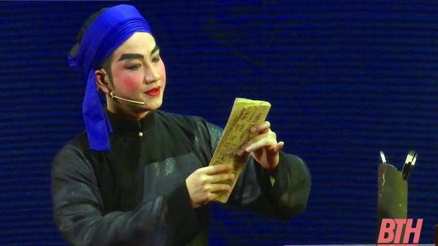 Nghệ sĩ Nhật Hóa: Sức trẻ và niềm đam mê hóa thân trong từng vai diễn