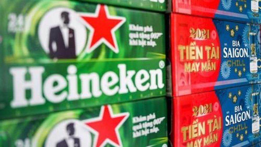 Thông tin mới nhất về vụ Heineken không cho đại lý bán bia Sabeco