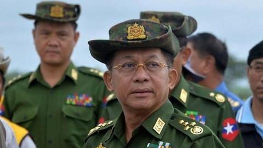 Thống tướng quân đội Myanmar sẽ tham gia hội nghị cấp cao ASEAN