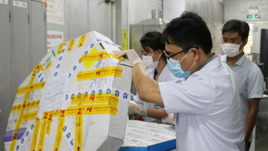 Bệnh viện Chợ Rẫy tiếp nhận thuốc giải độc Botulinum
