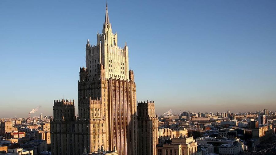 Nga trục xuất nhân viên ngoại giao Ukraine