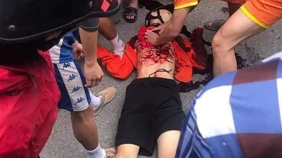 Nam Định: Nam học sinh lớp 9 bị đâm tử vong khi đi đá bóng