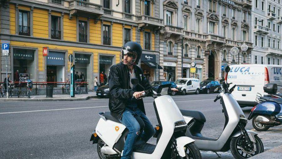 Xe máy bán chạy toàn cầu vào Việt Nam cạnh tranh Honda