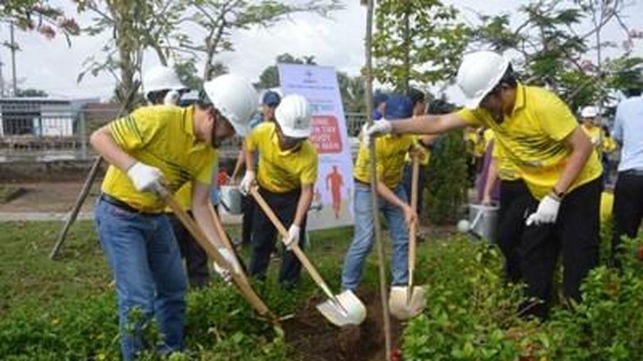 Sóc Trăng: Phát động chương trình 'Trồng 1 tỷ cây xanh'