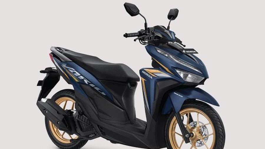 Honda Vario 125 mới được ra mắt tại Malaysia