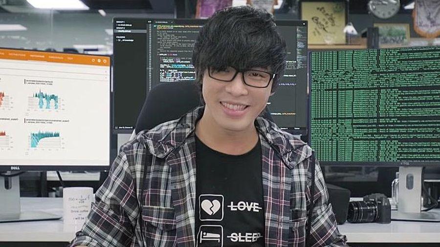 Chàng trai Việt sáng tạo ra phần mềm AI để viết nhạc