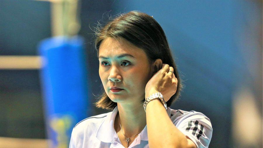 Kim Huệ dọa kiện Liên đoàn Bóng chuyền Việt Nam