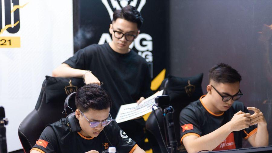 Liên Quân Việt Nam không còn trông chờ vào Team Flash?
