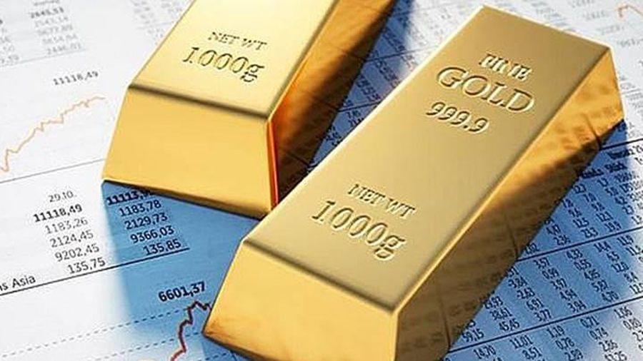 Giá vàng hôm nay 18/4/2021: Giá vàng tuần tới tăng hay giảm?
