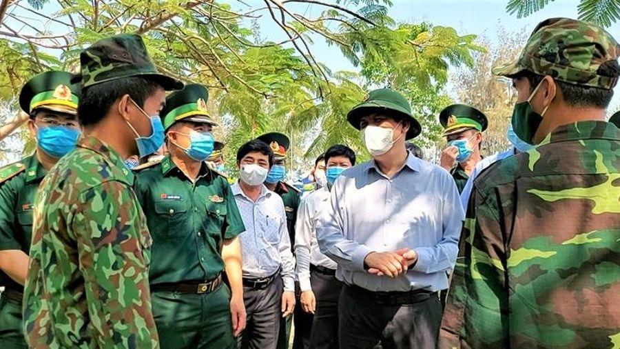 Kiên Giang chuẩn bị dựng bệnh viện dã chiến tại TP Hà Tiên