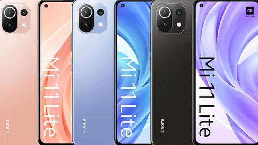 Bộ đôi smartphone Mi 11 Lite và Mi 11 Lite 5G