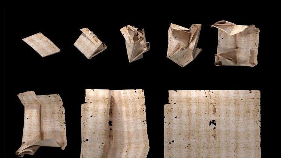 Mở khóa những bức thư niêm phong hơn 300 tuổi