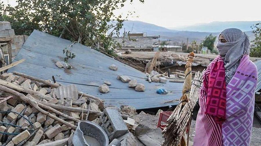 Iran: Động đất xảy ra ở tỉnh có nhà máy điện hạt nhân