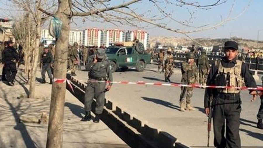 Xả súng ở Afghanistan, 8 người thiệt mạng