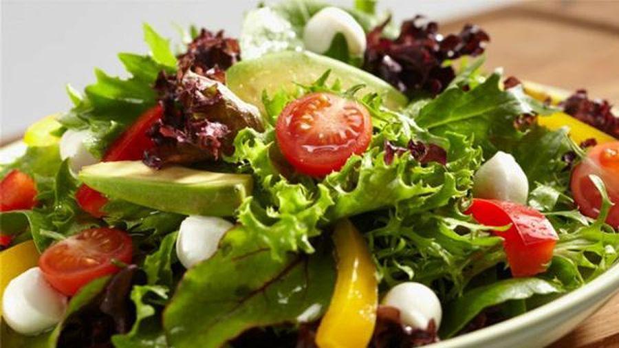 Những món salad vừa ngon vừa đẹp giúp giảm cân