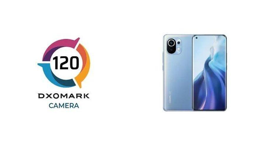 Camera Xiaomi Mi 11 chỉ đạt 120 điểm DxOMark, tương đương Pixel 5