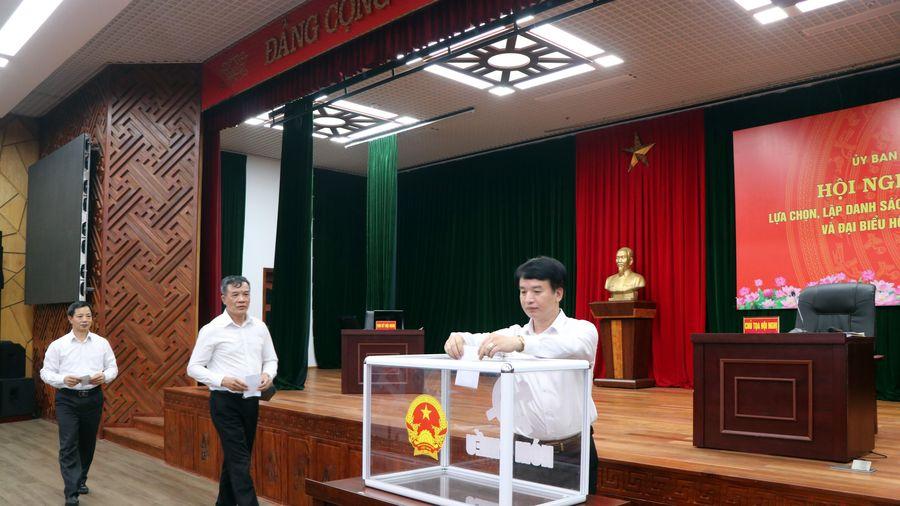 Hiệp thương lần 3, Hải Dương có 13 người ứng cử đại biểu Quốc hội