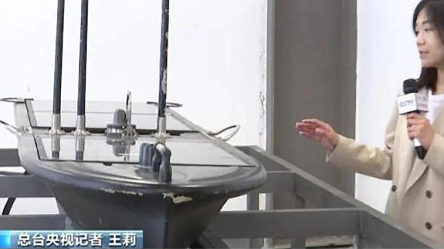 Trung Quốc vớt được thiết bị do thám giống tàu lặn không người lái của Mỹ