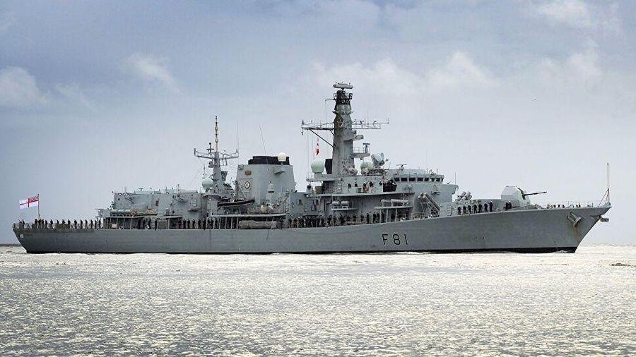 Mỹ đổi ý, Anh vẫn đưa tàu chiến tới Biển Đen