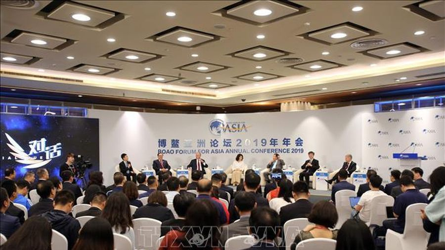 Diễn đàn châu Á Bác Ngao 2021 lạc quan về triển vọng phục hồi của châu Á