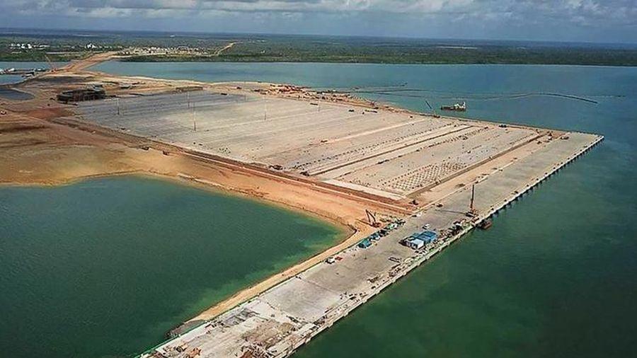Trung Quốc muốn tái tạo Con đường Tơ lụa cổ qua mạng lưới cảng châu Phi