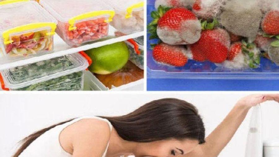 Các loại nấm mốc gây ngộ độc thực phẩm không thể bỏ qua