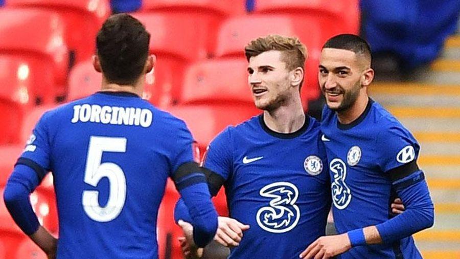 Werner: 'Chelsea, Man City mạnh nhất nước Anh'